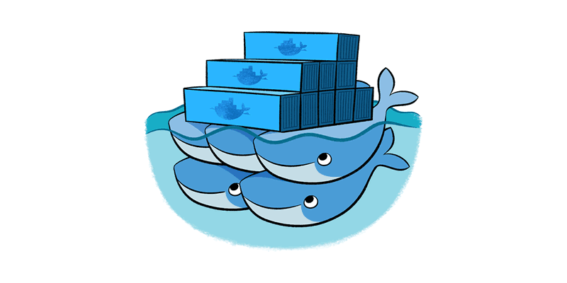 Find docker swarm host on which a container is running by id or container hostname